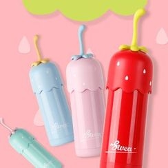 itoyoko - Strawberry Thermal Water Bottle
