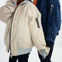 Seoul Homme - Couple Padded Flight Jacket