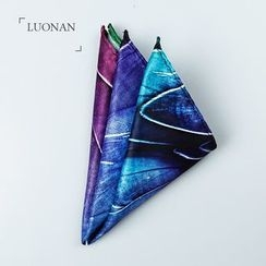Luonan - Printed Pocket Square