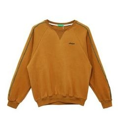 Mr. Cai - Paneled Pullover