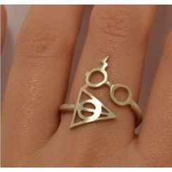 Seirios - Perforated Ring