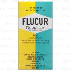 FLUCUR - Nebuliser (Revised Formula)