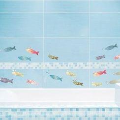 Citadin - Fish Wall Sticker
