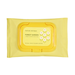 Nature Republic - Forest Garden Lip & Eye Remover Pad 40pcs