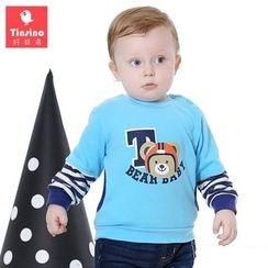 Tinsino - 嬰兒印花套衫