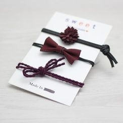 MOKOKO - Set of 3: Hair Tie