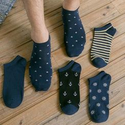 Knitika - Patterned Socks(1Pair)