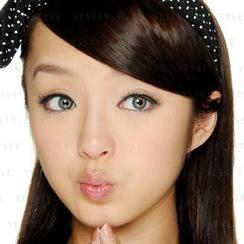 GEO - 彩色隱形眼鏡 YH-302 (雙子星金藍) [只提供 P-0.00]