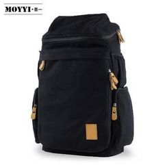Moyyi - Canvas Zip Backpack
