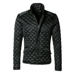 Mannmix - Camouflage Padded Jacket