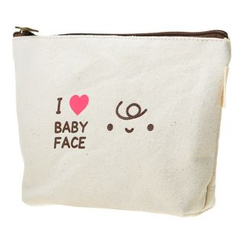 It's skin - Baby Face Eco Pouch