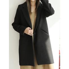 BBAEBBAE - Wool Blend Coat