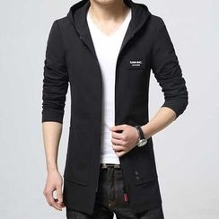 Rory Jerry - Hooded Long Jacket