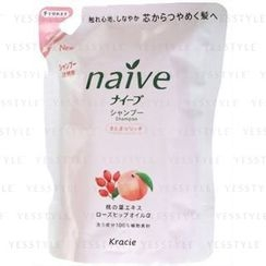 Kracie - Naive Shampoo (Rose & Peach) (Refill)