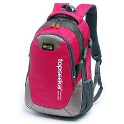 Top Seeka - Color-Block Backpack