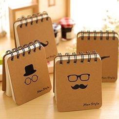 Libbop - Print Mini Notebook