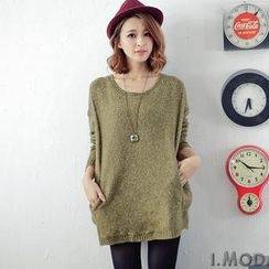 OrangeBear - Loose-Fit Sweater