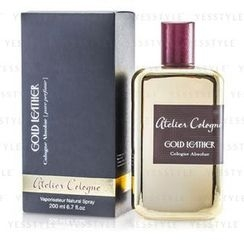 Atelier Cologne - Gold Leather Cologne Absolue Spray