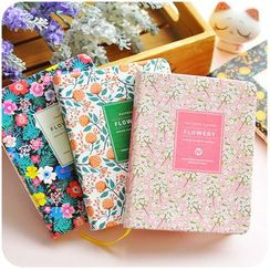 Momoi - Floral Print Planner