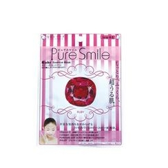 Sun Smile - Pure Smile Essence Mask Jewel Series (Ruby)