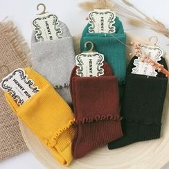 Socka - Frilled Socks