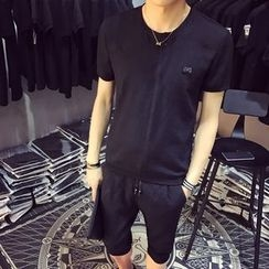 Blueforce - Set: Short-Sleeve T-Shirt + Shorts