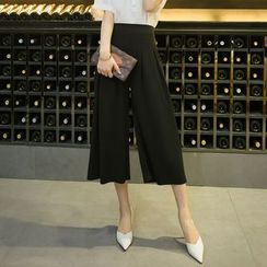 Sienne - Cropped Wide Leg Pants