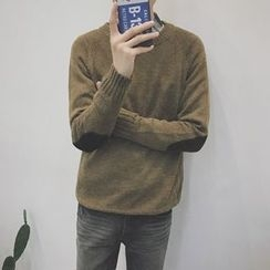 Troopers - Paneled Sweater
