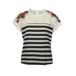 Flore - Striped Top