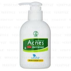 Mentholatum - Acnes Medicated Clear & Whitening Face Wash