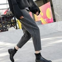 CERA - Striped Harem Pants