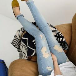NEUF - 孕婦窄身牛仔褲