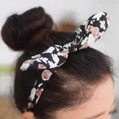 59 Seconds - Flower Pattern Hair Band