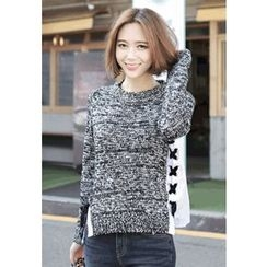 REDOPIN - Color-Block Sweater