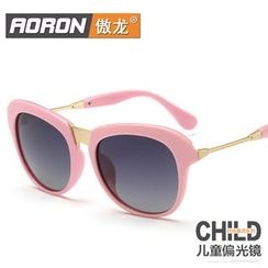 AORON - Kids Round Sunglasses
