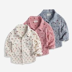 Happy Go Lucky - Kids Patterned Shirt