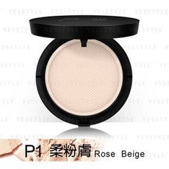 Jealousness - Soft Velvet Pressed Powder SPF 25 (#P1 Rose Beige)
