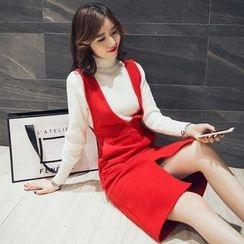EFO - Set: Sweater + Jumper Dress
