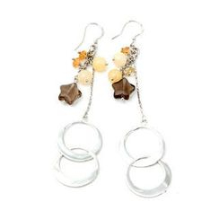 Bellini - Moon & Star Earrings