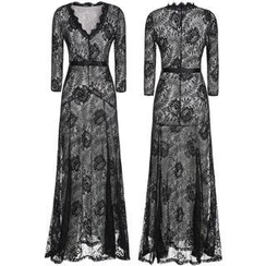 Flobo - Lace Party Dress