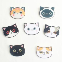 Tivi Boutique - Cat Brooch