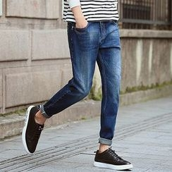 Danjieshi - Tapered Jeans