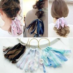 17MART - Tasseled Hair Tie
