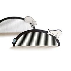 KIITOS - Cartoon Hair Comb