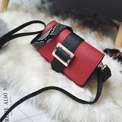 Beloved Bags - 饰扣肩包