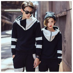 Simpair - Couple Hooded Pullover