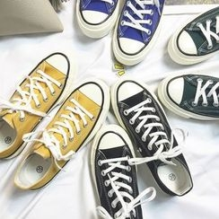 SouthBay Shoes - Lace Up Sneakers