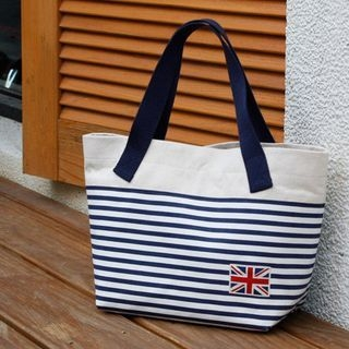 Ultrahard - Striped Canvas Tote