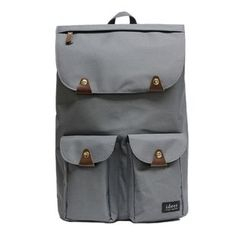 ideer - Taylor  - Laptop Backpack -  Earl Grey