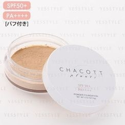 Chacott - Plants Powder Foundation SPF 50+ PA++++ (#332 Light Beige)